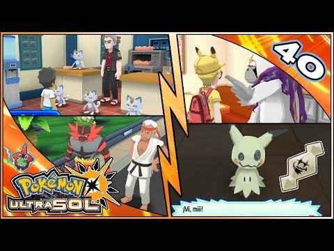 ♦️ Guía Pokémon UltraSol ♦️ #40 ▪️ Desierto de Haina y Varias Misiones