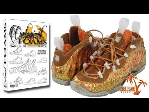 Customized Foams (Deconstruction & Reconstruction Process)