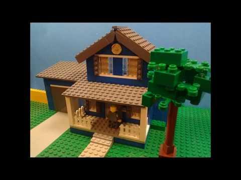 Steamed Hams but it's in Lego!