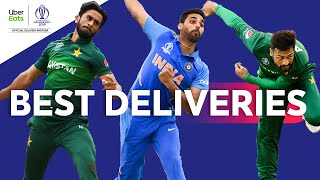 UberEats Best Deliveries of the Day | India v Pakistan | ICC Cricket World Cup 2019