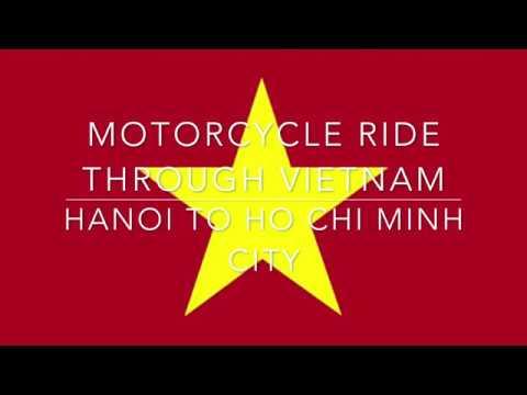 Vietnam Hanoi - Ha Long Bay - Ho Chi Minh City 2017 in 19 minutes