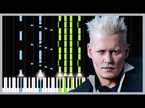 Trailer Theme - Fantastic Beasts: The Crimes of Grindelwald [Piano Tutorial] // JbPianiste
