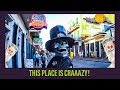 VooDoo Haunted Tour (We Got Shot At!!) | Land & Sea Vacation Vlog Day 3 New Orleans [ep8]