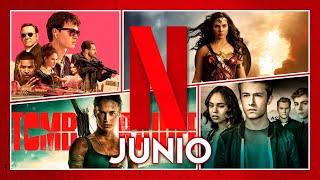 Estrenos de NETFLIX en junio 2020 (cine y series)