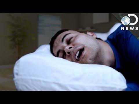 Why Do I Talk In My Sleep?