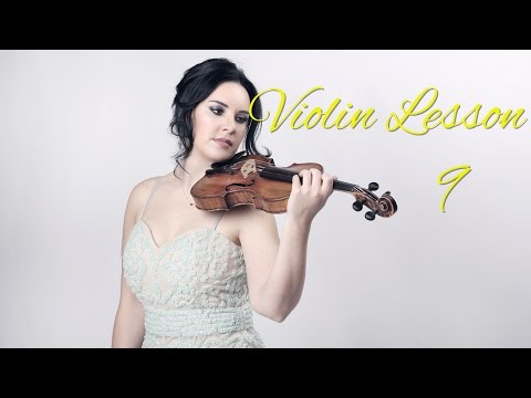 How to Play the VIOLIN - Lesson 9/20 - All the notes!