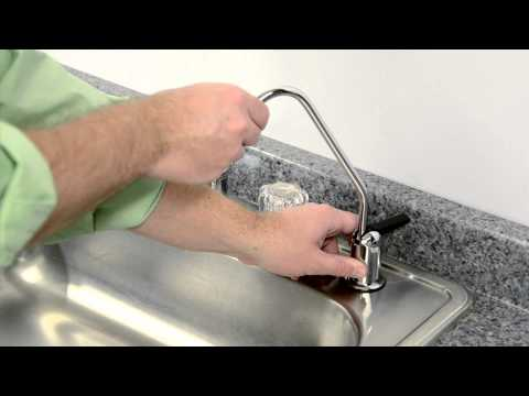 Installing Your Premier 5 Stage RO Water Filtration System