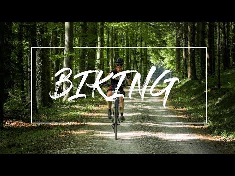 Mountain biking in Switzerland