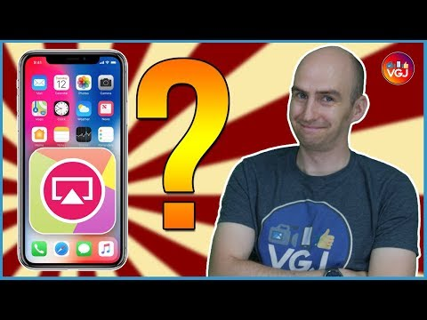 iOS Screen Recorder Airshou on iPhone X - Does it Work?! How to (Possibly not) Record Your iPhone
