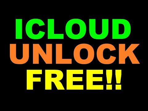 How To Unlock iCloud Activation Lock for all iPhone / iPad