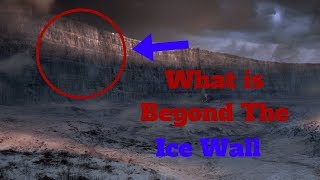 What You Must Know About The Antarctic Ice Wall (October, 24 2017)