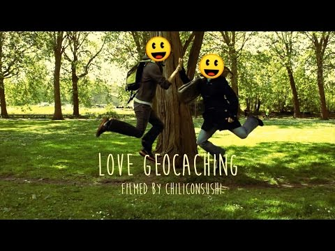 Love Geocaching - GIFF 2014