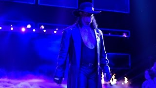 Spectacular slow-motion footage of The Undertaker