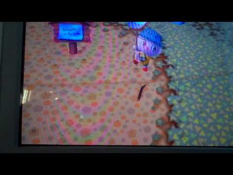 Animal Crossing centipede