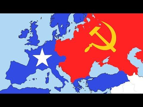 Europa Universalis IV - Custom Nation World Building - Operation Unthinkable