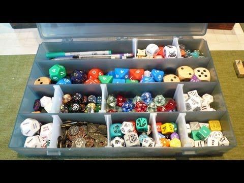 How to Make a D&D DM Dice Box