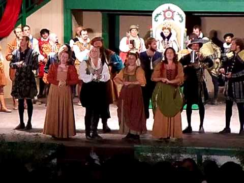 PA renfaire finale Rakish Rogues Sultry Sirens of Sin - Do Re Mi Beer Song