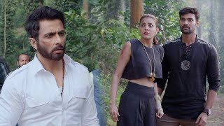 Janaki Nayakan Malayalam Movie Scenes   Bellamkonda Srinivas Marry Kajal Agarwal - Emotional Scene