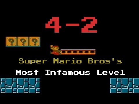 4-2: The History of Super Mario Bros.' Most Infamous Level