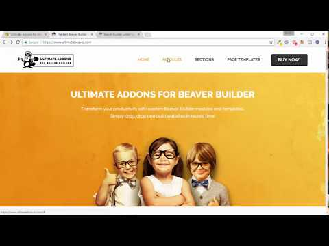 What's new with the Ultimate Addons for Beaver Builder 1.4+