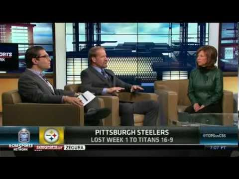 Bill Cowher talks Steelers on CBS Sports Network