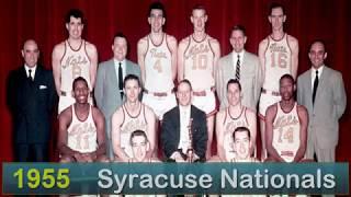 All Nba Champions Teams (1947-2018) | Все команды чемпионы НБА