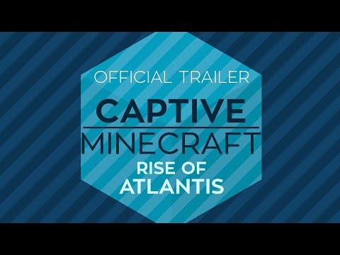 Captive Minecraft III : ROA Official Trailer