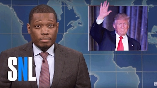 Weekend Update on the Trump Administration - SNL