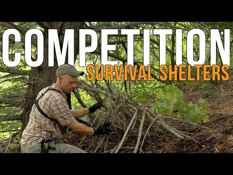 Competition Survival Shelters