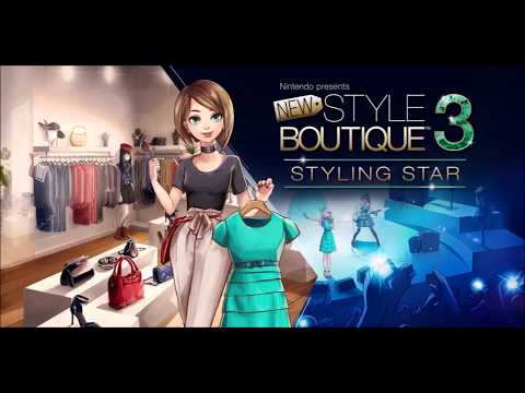 Style Boutique 3 - Styling Star Nintendo 3DS Review