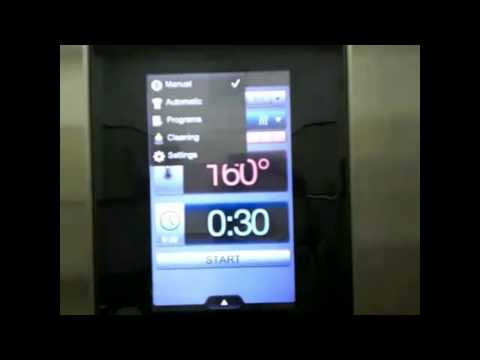 Electrolux Training - How to select cleaning mode on a combi