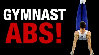 Get Abs Like a Gymnast (AT HOME!!)