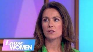 GMB's Susanna Reid on Coming Face to Face With Death Row Inmates | Loose Women