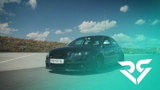 Black Beauty L Audi Rs4 B7 L Rscw