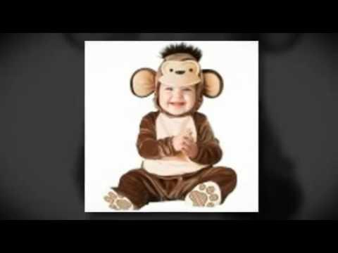 Monkey Costume Toddler