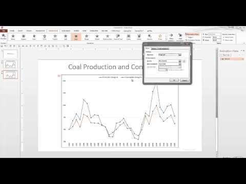 How to Animate a Chart in PowerPoint