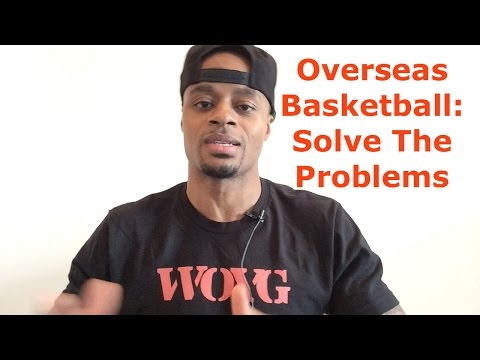 Overseas Basketball: Americans Must