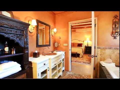 Spanish Colonial Room, El Rancho Merlita Ranch House Bed and Breakfast Inn, Tucson, Arizona