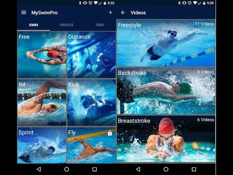 Top 6 Iphone Apps for Swimmers