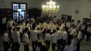 #x202b;ריקודים בישיבת אור אלחנן ליל נר ד