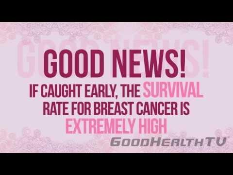 Breast Cancer: Self-Exam Steps