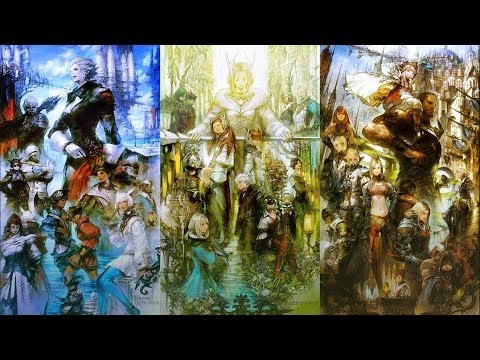 Gameplay 1 - Final Fantasy XIV PS4 Beta
