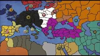 Moldova Total War: Ottoman Invasion 1453 Map | mod Medieval