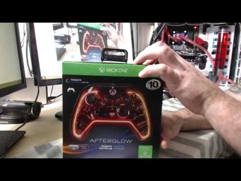 Xbox One AfterGlow Controller Connected to Windows 10 | Black ops 3 Gameplay