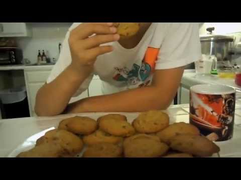 How to make Chocolate Chip Toffee Cookies