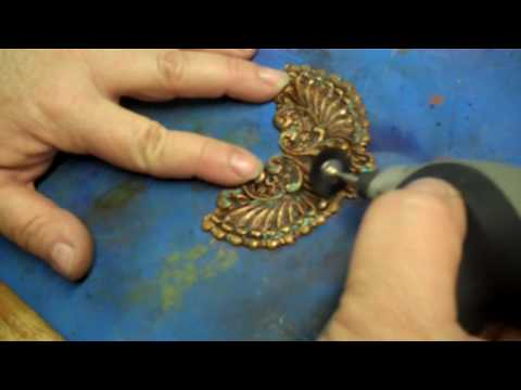 Jewelry Making: Non-Toxic Patina on Brass Stampings Part Two
