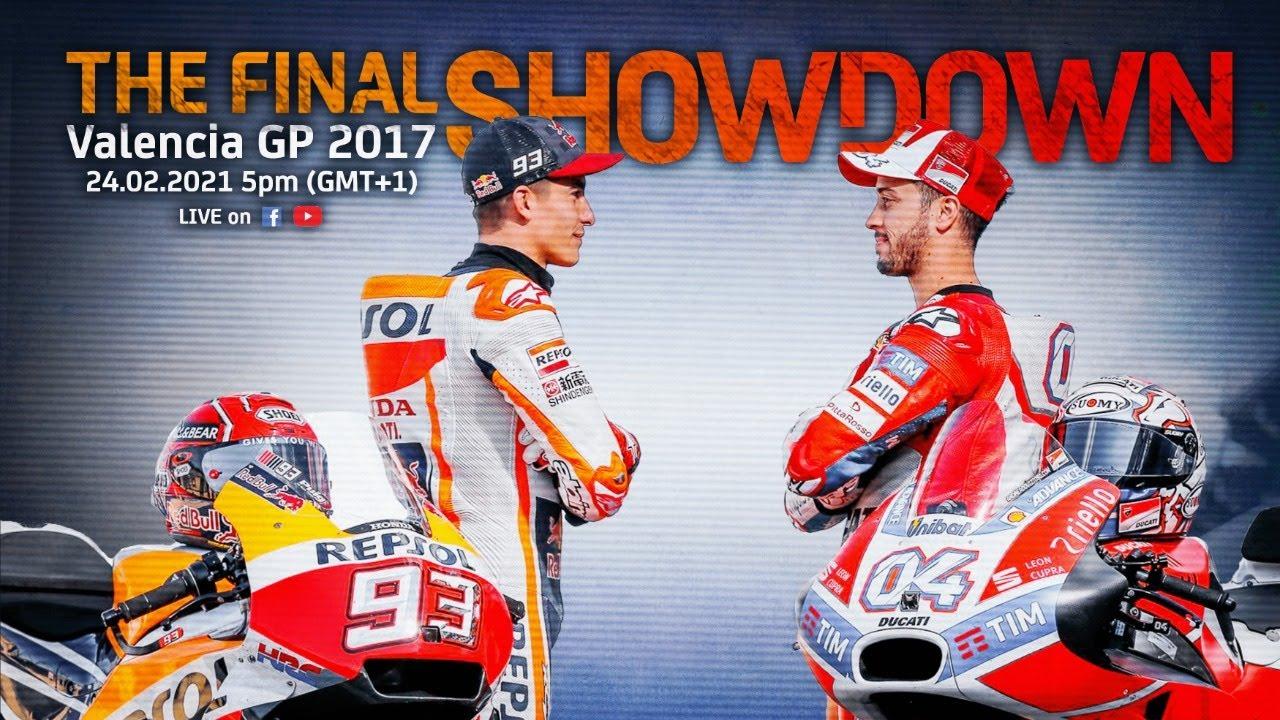 2017 #ValenciaGP | Full MotoGP Race