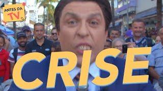 Crise - Silvio Santos - Ceará Fora Da Casinha - Humor Multishow