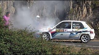 7º Rally Ribeira Sacra 2018 Crash & Show