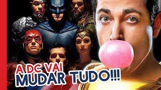 VAI MUDAR TUDO?! A RENOVAÇÃO DA DC COMICS NO CINEMA!